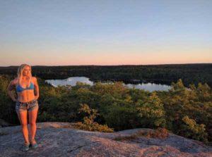 Hiking Trail Halifax: Fox Lake Look Off