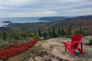 Franey Trail Look Off Cape Breton