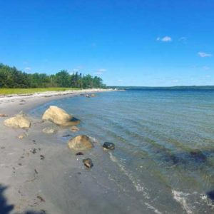 Beach-at-Thomas-Raddall-Provincial-Park
