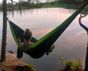 Hammock at Hobsons Lake Halifax